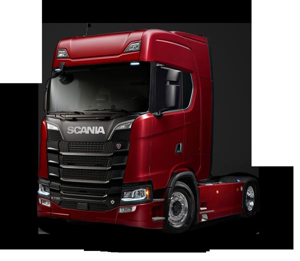 Scania Neuwagen
