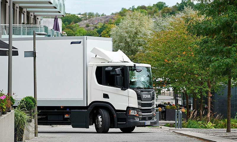 Aktionsangebot - Scania Verteilerverkehr